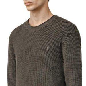 All Saints Men's Sweater   Size M   Brown